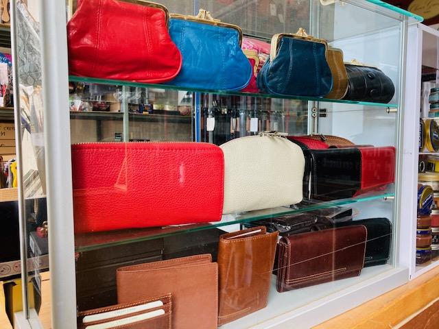 Vos sacs et portefeuilles en cuir véritable