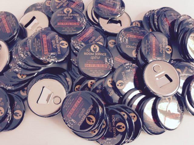Vos badges personnalisés