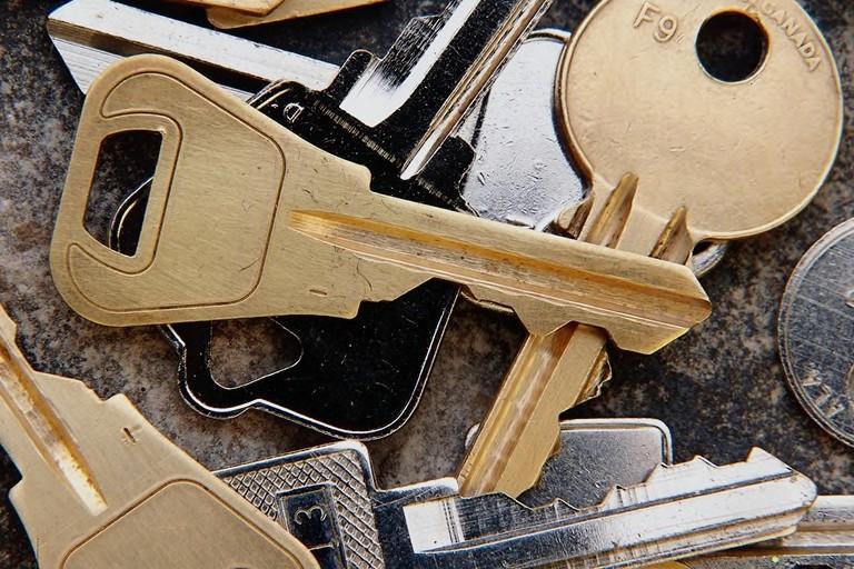 Nos ébauches de clés