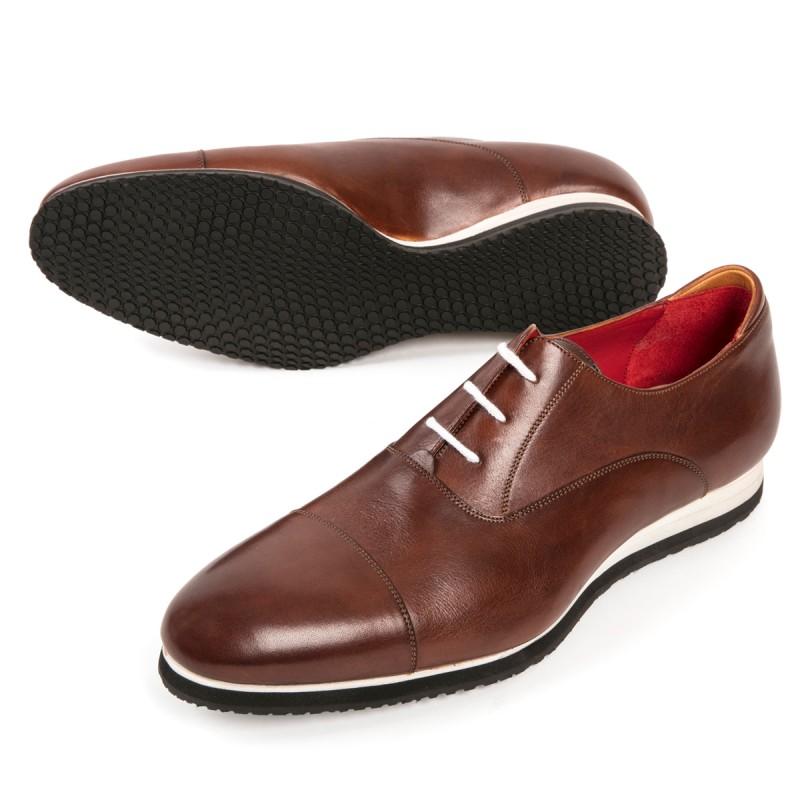 Semelle pour chaussures en cuir